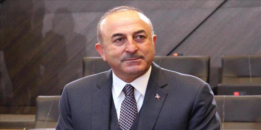 Çavuşoğlu BM Genel Sekreteri ile telefonda görüştü