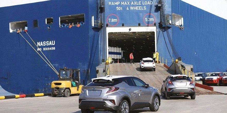 Türkiye, otomotiv üretiminin yüzde 85'ini ihraç etti