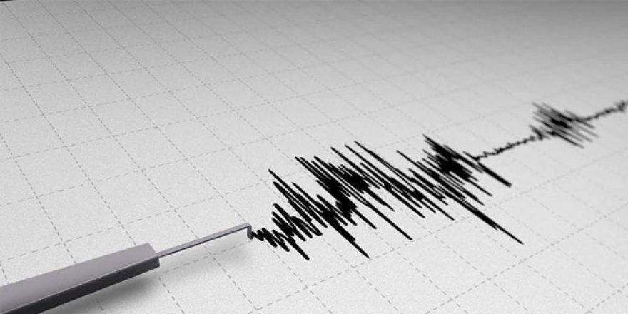 3,9 şiddetinde deprem