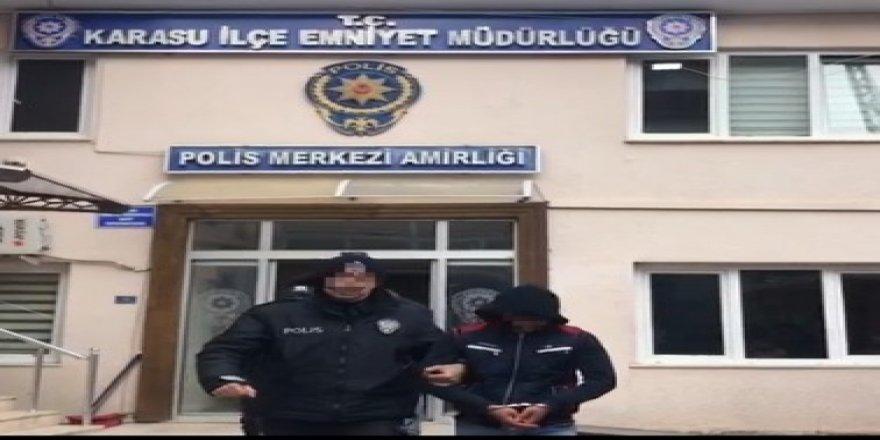 12 evi soyan hırsızlar yakalandı