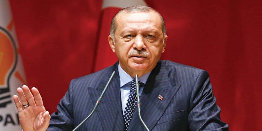 Cumhurbaşkanı Erdoğan 81 il'e gidecek