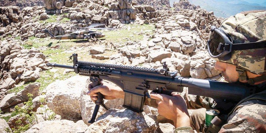 Teröristler olduğu müddetçe Irak'tayız