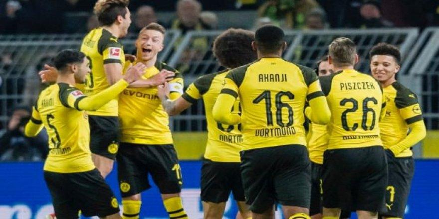 Borussia Dortmund fırtına gibi!