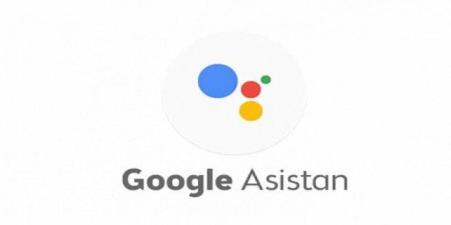 Google Asistan Türkçe öğrendi!