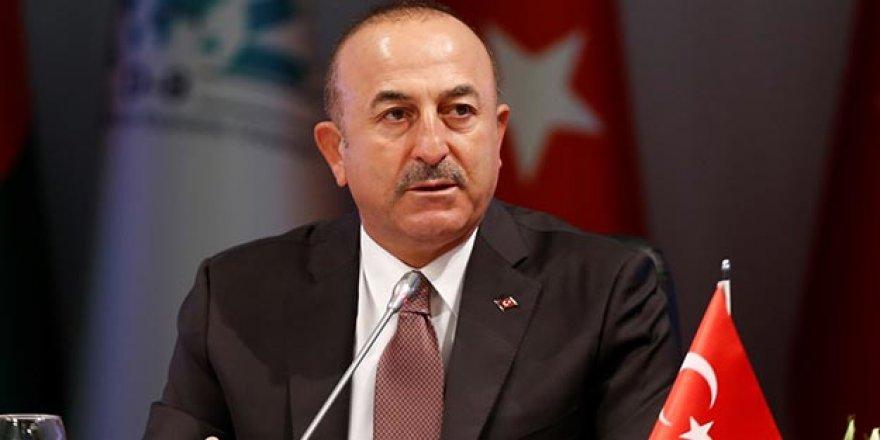 Bakan Çavuşoğlu, Doha'da gündemi değerlendirdi