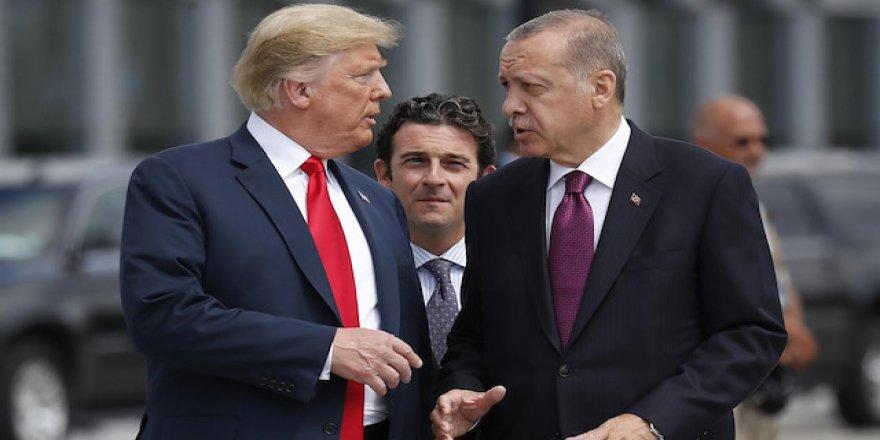 Erdoğan ve Trump FETÖ hakkında konuştu