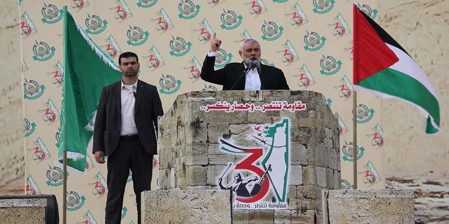 Heniyye'den Abbas'la görüşmeye hazırım mesajı