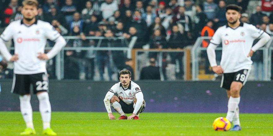 Beşiktaş'tan son 12 sezonun en kötü performansı