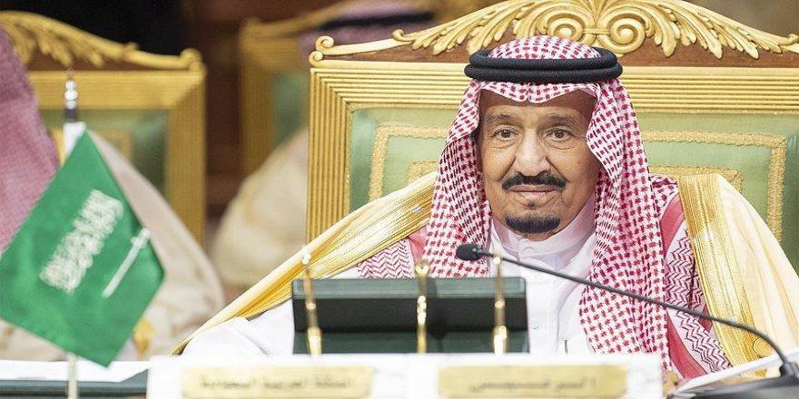 Kral Selman, Irak Meclis Başkanı ile görüştü