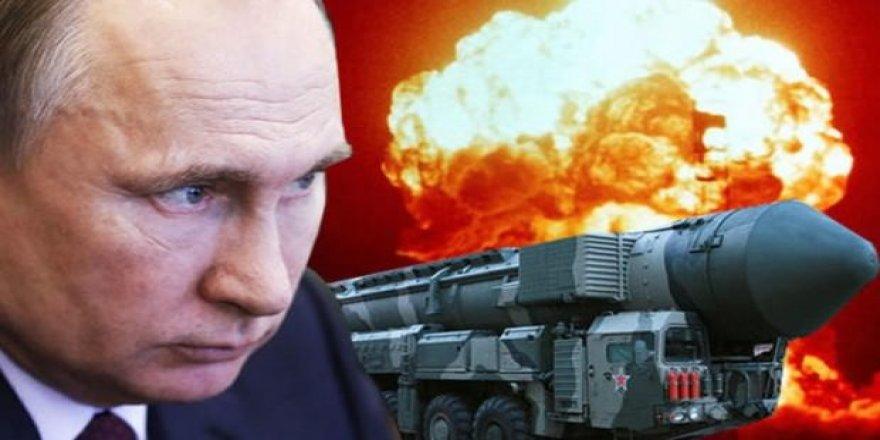 Putin'den dünyaya nükleer gözdağı!