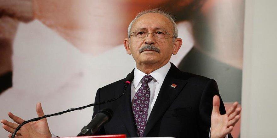 Kılıçdaroğlu: Bütün işçilere namus sözü veriyorum
