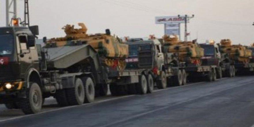Cilvegözü Sınır Kapısı'na askeri hareketlilik!
