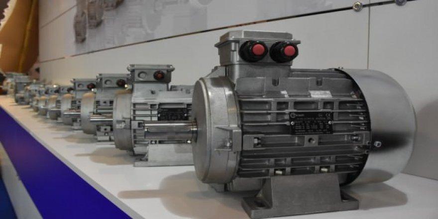 Yarı fiyatına yerli exproof motor üretildi!