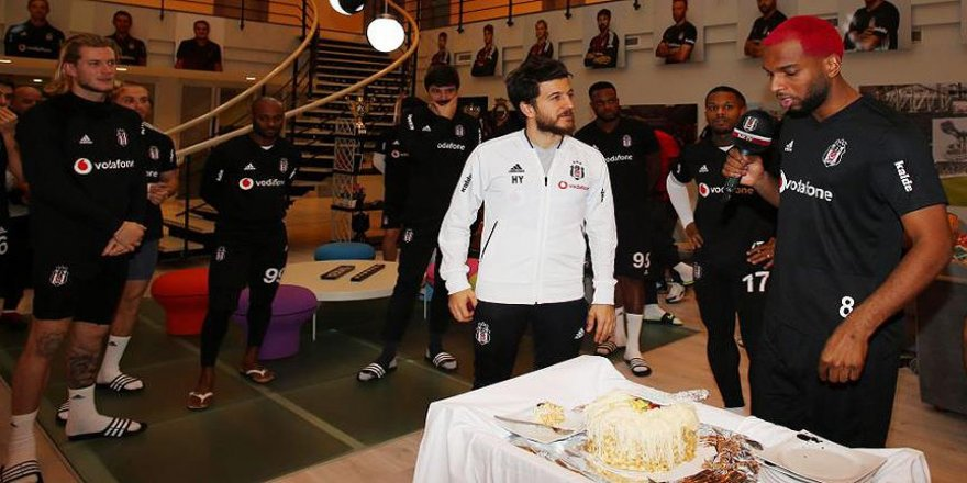 Beşiktaş'ta Babel'in doğum günü kutlandı