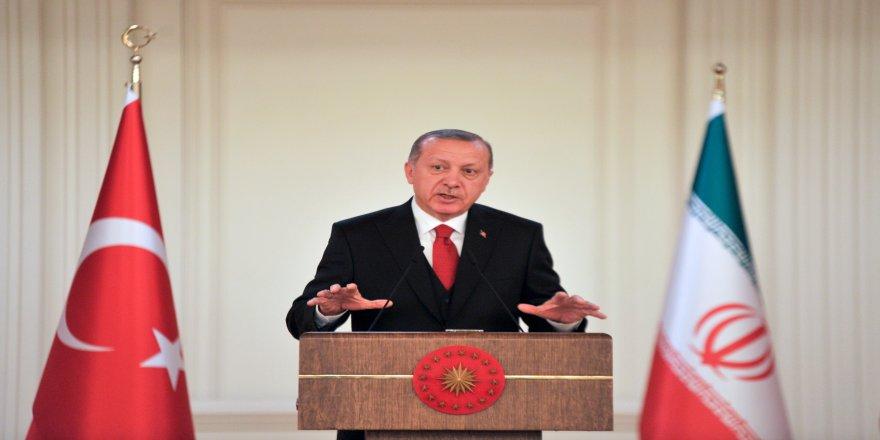 """Cumhurbaşkanı Erdoğan: """"4. zirveyle yolculuğumuz devam edecek"""""""