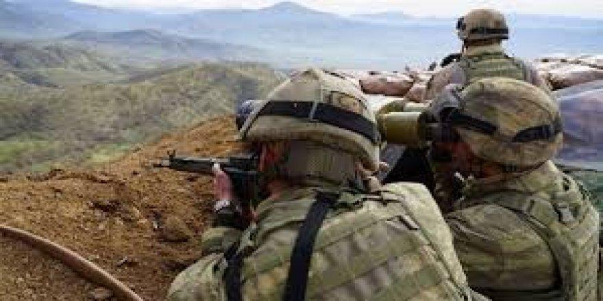 """Milli Savunma Bakanlığı: """"84 terörist etkisiz hale getirildi"""""""