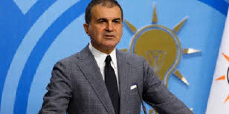 """AK Parti Sözcüsü Çelik: """"Cumartesi günü bir heyet Rusya'ya gidecek"""""""