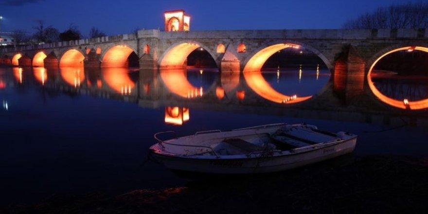 Edirne'den muhteşem görüntüler
