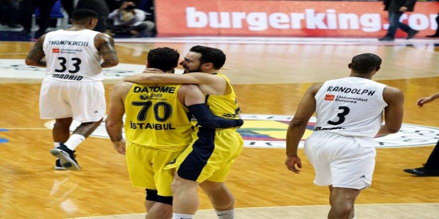 Fenerbahçe'yi Real bile durduramadı