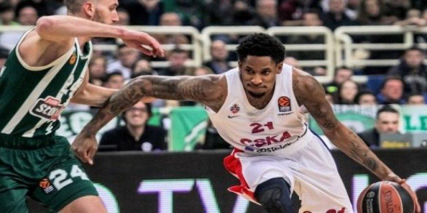 PANA, CSKA Moskova'yı devirdi