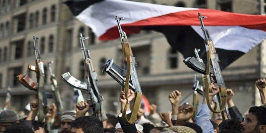 Yemen'deki Husiler duyurdu!