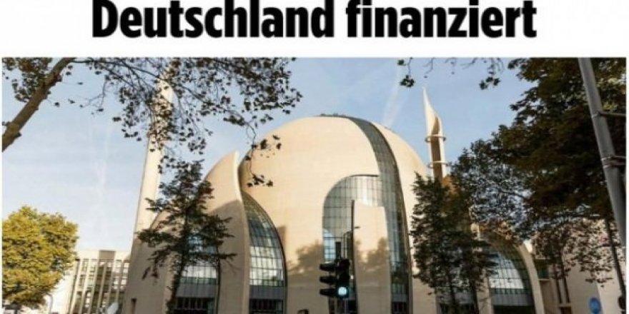 Bild'in hedef gösterdiği camilere saldırı