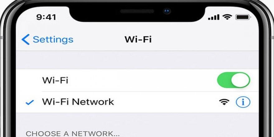 Apple'ın son güncellemesiyle WiFi hatası baş gösterdi