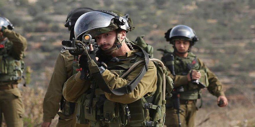 İsrail askerleri, 2 Filistinliyi yaraladı