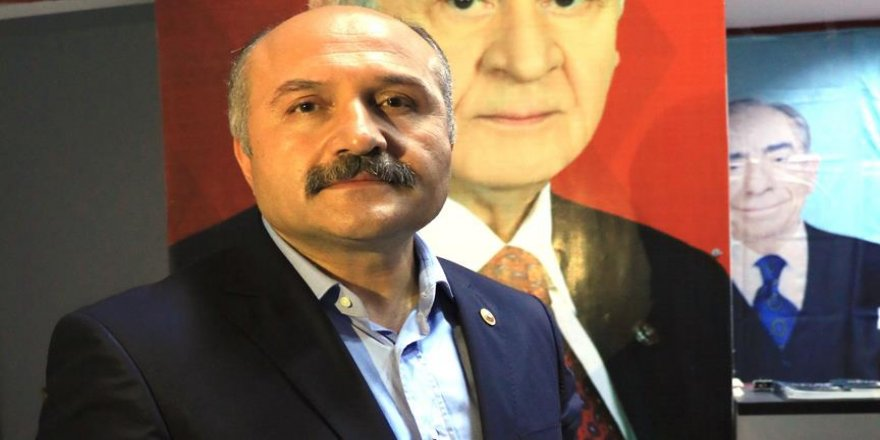 Erhan Usta, MHP'den ihraç edildi