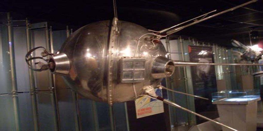 Güneş yörüngesine ulaşan insan yapımı ilk nesne, 60 yıl önce bugün yola çıktı: Luna-1 38