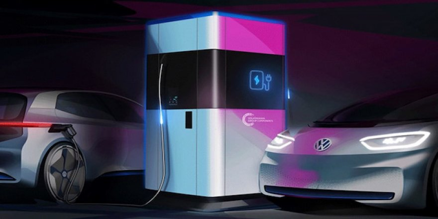 Volkswagen'den elektrikli araçlara powerbank