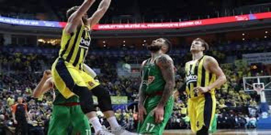 THY EuroLeague: Fenerbahçe Beko: 96 - Baskonia: 87