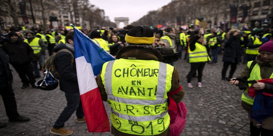 """Sarı Yelekliler eylemini başlatan Ludosky: """"Macron hükümeti zengini koruyup fakiri yapacağı zamlarla cezalandırmak istedi"""""""