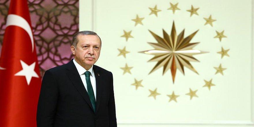 Cumhurbaşkanı Erdoğan, Rusya'ya gitti