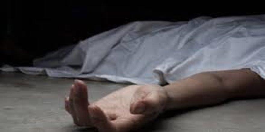 Poşet ve battaniyeye sarılı bir ceset bulundu