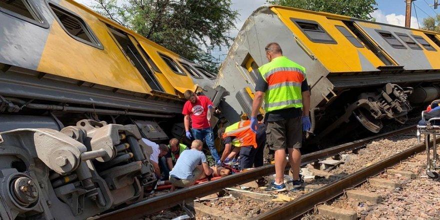 Tren kazası: 2 ölü