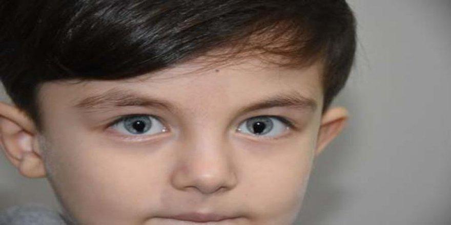 6 yaşındaki çocuk şaşırttı: Gece olunca gözleri...
