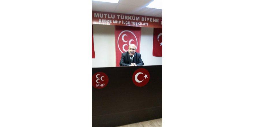 Osman Alkan görevinden istifa etti