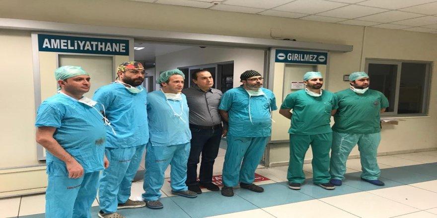 Organlarıyla 3 hastaya umut oldu