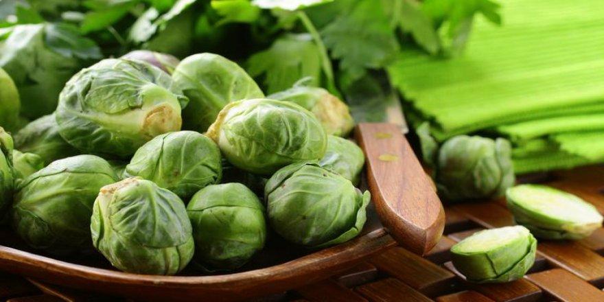 Alzheimer'ın ilacı Brüksel lahanası ve havuç