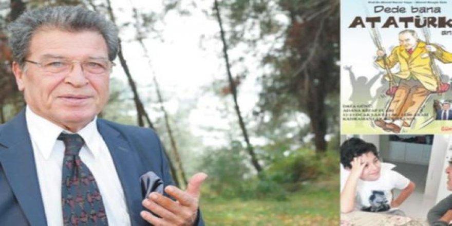 'Dede Bana Atatürk'ü Anlat' kitap fuarında