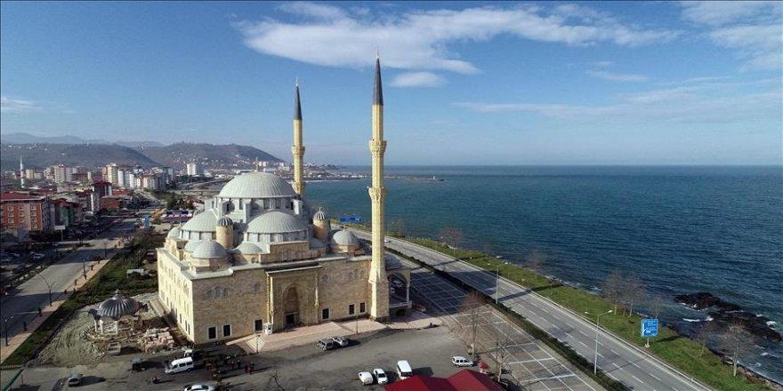 'Son 200 yıldaki camilere baktığımızda bir örneği yok'
