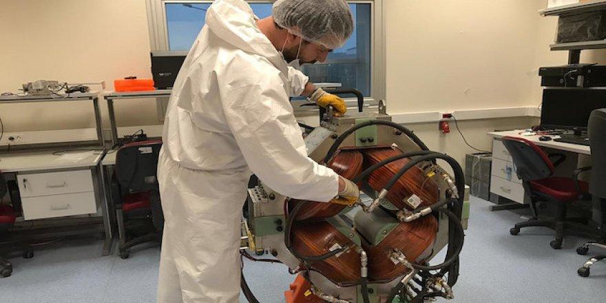 Uzay radyasyon testleri için yerli sistem geliştirildi