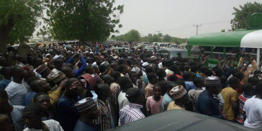 Boko Haram saldırıları on binlerce kişiyi yerinden etti