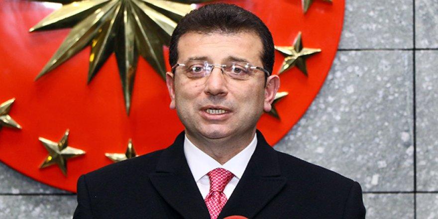 İmamoğlu: 'Benim İstanbul ile çok işim var'