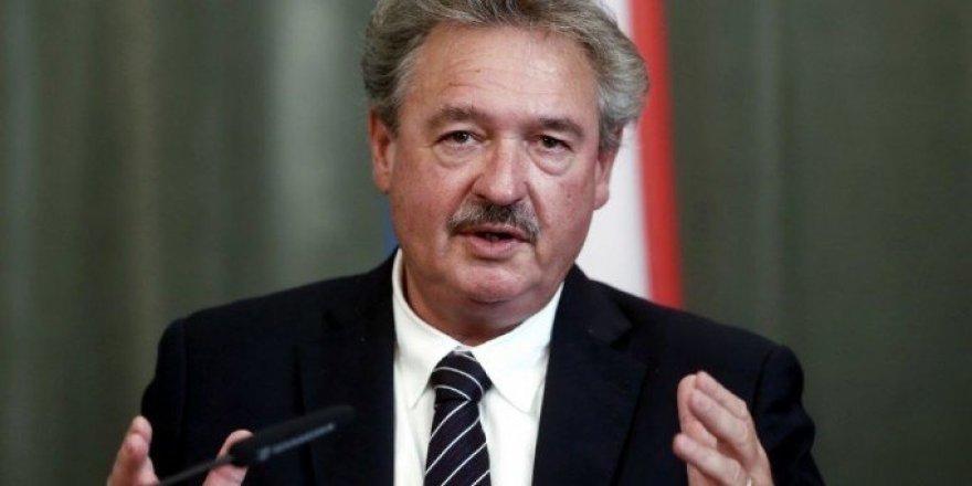 Avrupa Bakanı Jean Asselborn Türkiye'ye geliyor