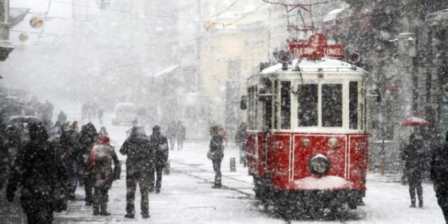 Ünlü meteorolog, esir alacak kar için tarih verdi