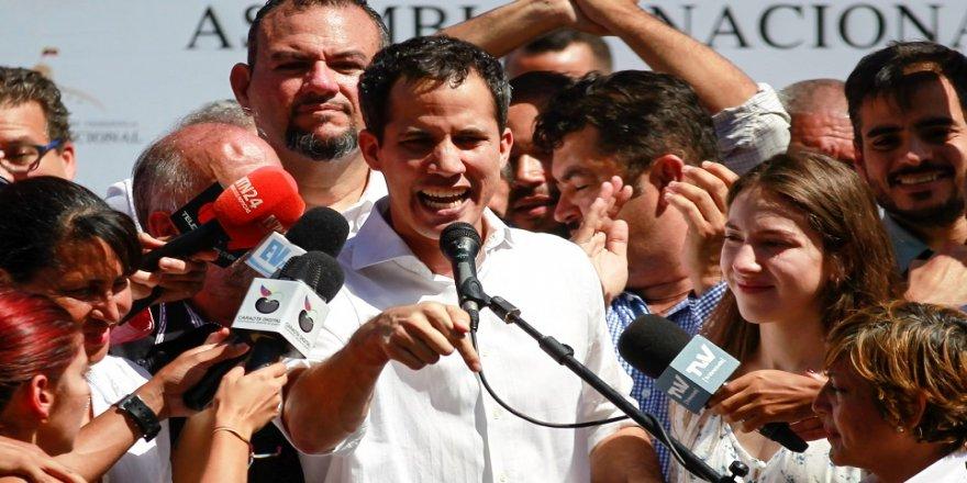 Venezuela'da usulsüz gözaltı