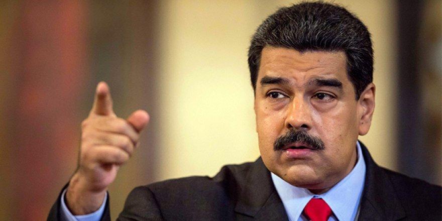 Maduro'yu tanımadıklarını açıkladı