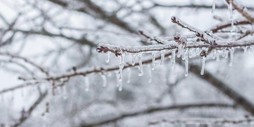 Buzlanma ve don uyarısı